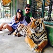Gebruikersprofiel Tiger