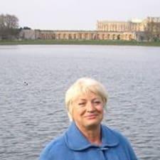 Profil korisnika Marie-Claude