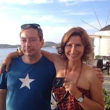 Profil korisnika Véronique Et Thierry