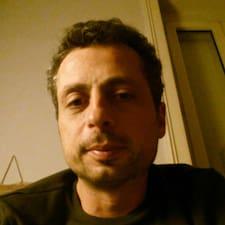 Ugo felhasználói profilja