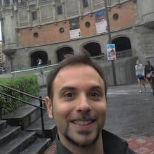 Användarprofil för Paolo