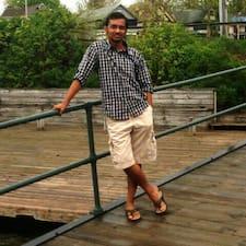 Nutzerprofil von Pranav