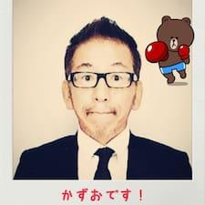 Kazuoさんのプロフィール