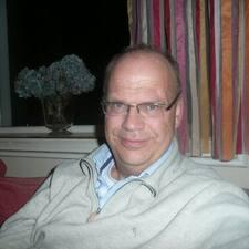 Gerrit - Uživatelský profil