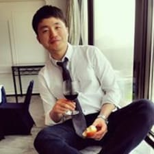 Mike Hyung Minさんのプロフィール