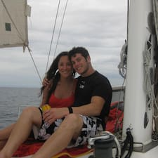 Greg & Elizabeth User Profile