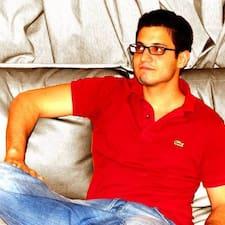 Nadim felhasználói profilja