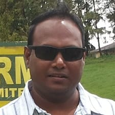Manoj is the host.