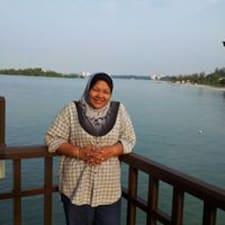 Halijah User Profile