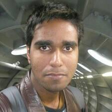 Rakesh es el anfitrión.