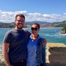 Nutzerprofil von Nik And Geneviève