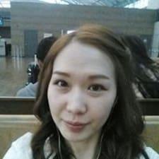 Perfil de usuario de Eunjoo