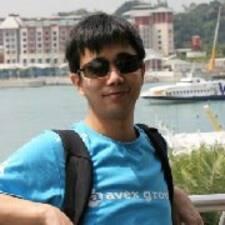 Perfil do utilizador de Zhihao