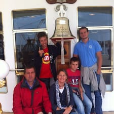 โพรไฟล์ผู้ใช้ Familia Andrés