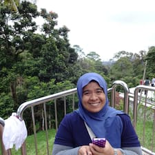 Wan Noradzura User Profile
