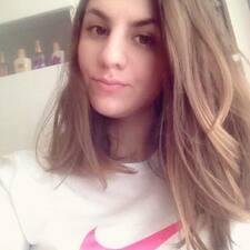 Profil utilisateur de Sara