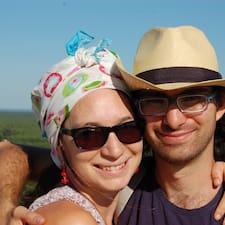Profil utilisateur de Coralie Et Mauro