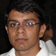 โพรไฟล์ผู้ใช้ Ashutosh