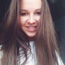 Profil Pengguna Evgenija