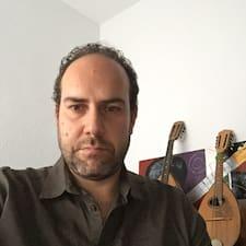 Profil utilisateur de Javier