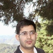 Atesh User Profile