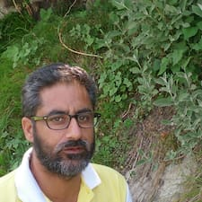 Profil utilisateur de Upendra