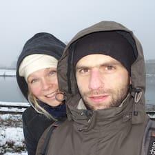 Profilo utente di Stéphanie & Rémi