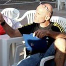 Marco Piero ist der Gastgeber.