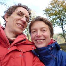 Clara & David User Profile