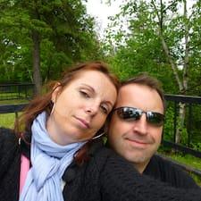 Patricia Et Stephane je domaćin.