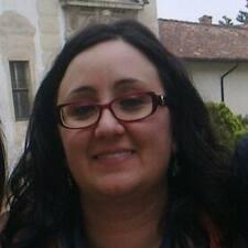 Henkilön Cristina käyttäjäprofiili