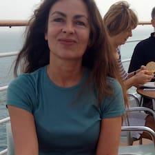 Michaela felhasználói profilja