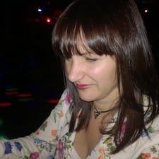 Patrizia - Uživatelský profil