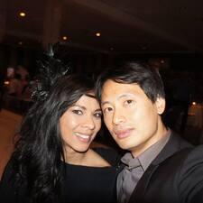 Tien & Charlene es el anfitrión.