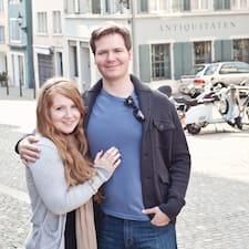 Hanne + Ryan是房东。