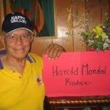 Perfil de usuario de Harold