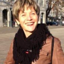 Gebruikersprofiel Régine