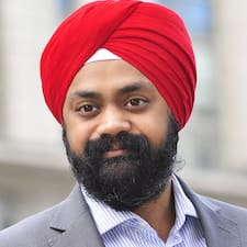 Parminder User Profile