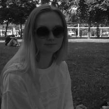 Profil Pengguna Eliška