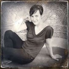 Profil utilisateur de Anysha