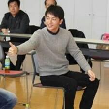 Profilo utente di Sungwoo