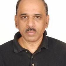Profil korisnika Krishna