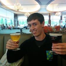 Användarprofil för Linus