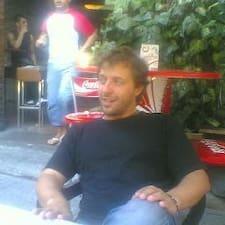 Massimo felhasználói profilja