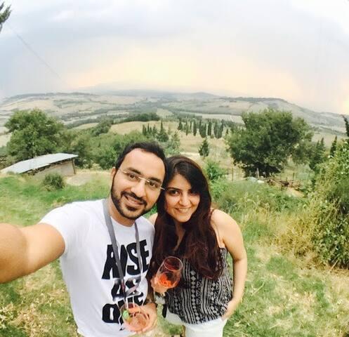 Karan & Tanya