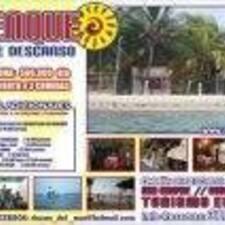 Palenque felhasználói profilja