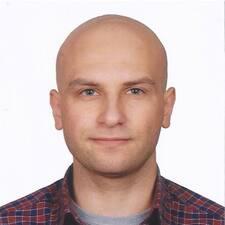 Perfil do utilizador de Mustafa Deniz
