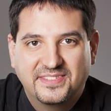 Gebruikersprofiel Pedro Alonso