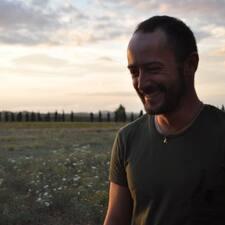 Maurizio felhasználói profilja