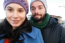Ben & Marielle